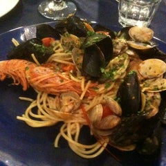 Photo taken at Trattoria Caprese by Brian B. on 5/20/2012
