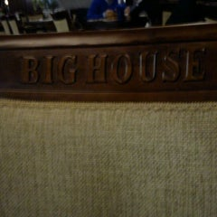 Photo taken at Big House by Alex M. on 4/28/2012