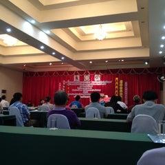 Photo taken at Teak Garden Villa And Spa Chiang Rai by Aomz on 5/25/2012