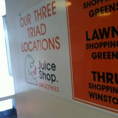 Photo taken at The Juice Shop by K F. on 5/19/2012
