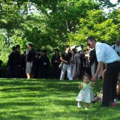 Photo taken at Tufts University Commencement 2012 by Steve A. on 5/20/2012