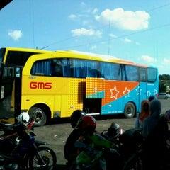 Photo taken at Terminal Klaten by budi i. on 5/21/2012