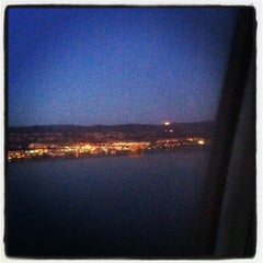 Photo taken at Gate 78A by Brooke B. on 3/8/2012