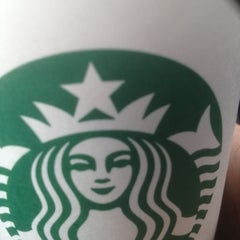 Photo taken at Starbucks by Locy C. on 2/25/2012