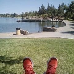 Photo taken at Kiwanis Park by Melissa K. on 6/7/2012