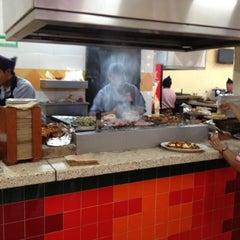 Photo taken at El Farolito by Allen H. on 9/6/2012