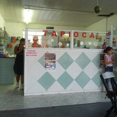 Photo taken at Tapioca da Matriz by Emerson M. on 8/25/2012