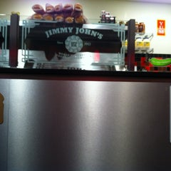 Photo taken at Jimmy John's by Roger S. on 4/15/2012