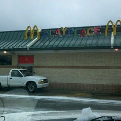 Photo taken at McDonald's by Don B. on 2/25/2012