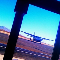 Photo taken at Aeropuerto Cabo San Lucas (MMSL) by Javier jaxhet S. on 3/12/2012