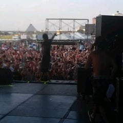 Photo taken at Beale Street Music Festival- Bud Light Stage by Ryan C. on 5/9/2012