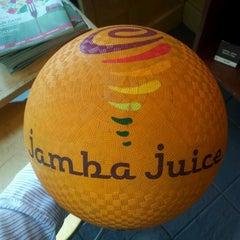 Photo taken at Jamba Juice by Jared J. on 3/26/2012