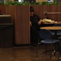 Photo taken at JPL Food Court by Laurie F. on 2/16/2012