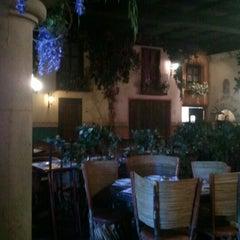 Photo taken at Parilla De San Miguel by Belinda S. on 7/25/2012