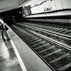Photo taken at Metro San Juan de Letrán by Manuel L. on 5/12/2012