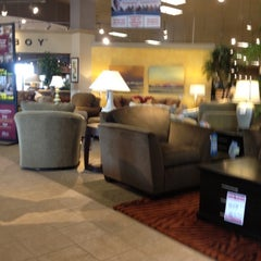 Photo taken at Wolf Furniture by Steven T. on 4/21/2012