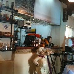 Photo taken at Restaurante Nora by Jorge O. on 2/23/2012