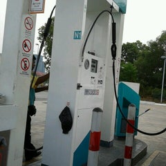 Photo taken at PETRONAS Station by Remy A. on 6/26/2012