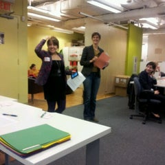 Photo taken at Hive at 55 by Yolanda Shoshana M. on 3/31/2012