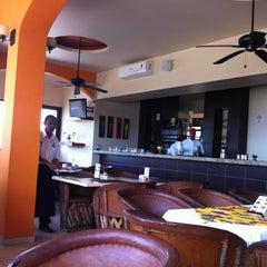 Photo taken at Los Alcatraces Restaurante by Tita V. on 3/2/2012