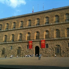 Photo taken at Palazzo Pitti by Philippe L. on 9/7/2012
