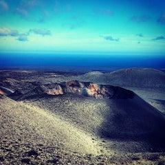 Photo taken at Parque Nacional de Timanfaya by mario m. on 9/12/2012