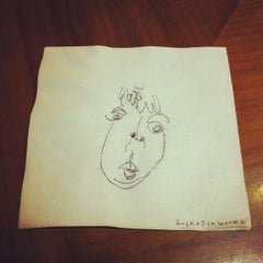 Photo taken at Coffea Coffee 코페아커피 by Jeong M. on 3/10/2012