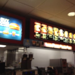 Photo taken at McDonald's by Kvaughn W. on 3/3/2012