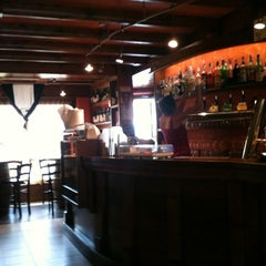Photo taken at La Vecia Osteria by Denis F. on 5/12/2012