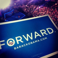 Photo taken at 2012 Democratic National Convention | #DNC2012 by Nation H. on 9/7/2012