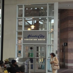 Photo taken at Atlantic City Convention Center by Maria B. on 5/26/2012