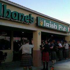 Photo taken at Culhane's Irish Pub by Bats on 4/28/2012