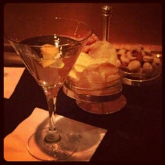 Photo taken at Bemelmans Bar by J. Matthew C. on 5/11/2012