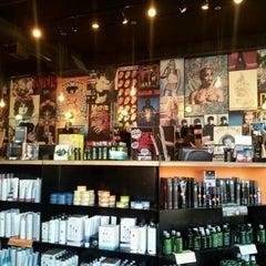 Photo taken at Floyd's 99 Barbershop by Frankie G. on 6/1/2012