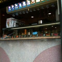 Photo taken at Eiscafé Soravia by Annika A. on 4/20/2012