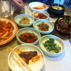 Photo taken at Hae Rim by V U. on 3/18/2012