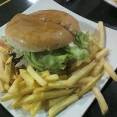Photo taken at Sandwich El Uno by Karen R. on 9/1/2012