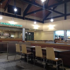 Photo taken at Hickory Run Service Plaza by David D. on 7/24/2012