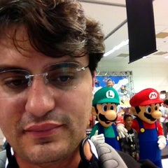 Photo taken at Gameworld 2012 by Wagner W. on 3/31/2012