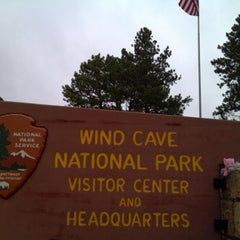 Photo taken at Wind Cave National Park by Brenda M. on 7/7/2012