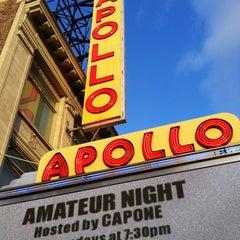 Photo taken at Apollo Theater by Alex S. on 4/11/2012