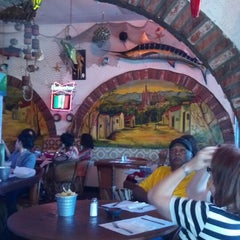 Photo taken at Paco's Tacos by vincent i. on 7/20/2012