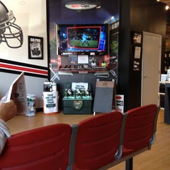 Photo taken at Sports Clips by Seth J. on 4/18/2012