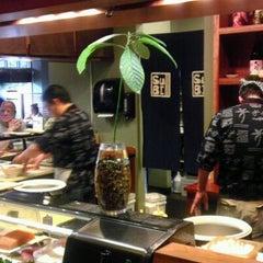 Photo taken at SuBi Japanese Restaurant by Patrick H. on 4/2/2012