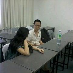 Photo taken at INTI LR515 by Khiran R. on 4/26/2012