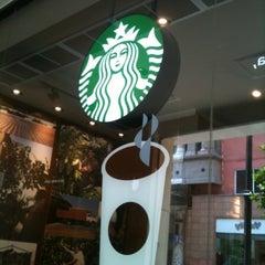 Photo taken at Starbucks by Alexzackoman 🍺 on 7/29/2012