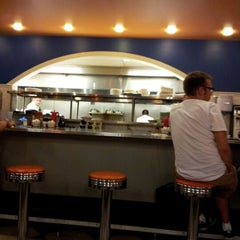 Photo taken at Uptown Diner by Geoff G. on 8/31/2012