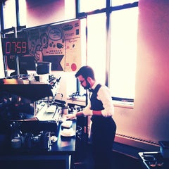 Photo taken at North East Regional Barista Competiton by Clay W. on 2/26/2012