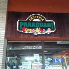 Photo taken at Fruteria Paraguari by Liza A. on 8/3/2012