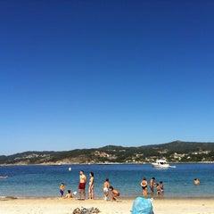 Photo taken at Praia de Castiñeiras by María José R. on 7/30/2012